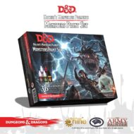 D&D Málningarsett: Monster Paint Set