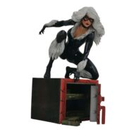 Marvel Gallery Black Cat Comic PVC Statue