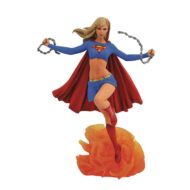 DC Gallery Supergirl Comic PVC Statue