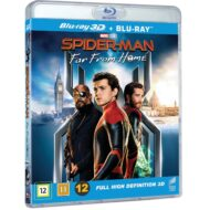 Spider-Man: Far From Home3D (Blu ray)