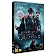 Fantastic Beasts The Crimes of Grindelwald DVD