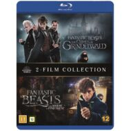Fantastic Beasts 1 and 2 (Blu-ray)
