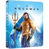 Aquaman Steelbook 3D (Blu-ray)