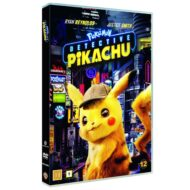Pokémon Detective Pikachu DVD