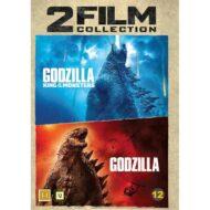 Godzilla 1-2 DVD