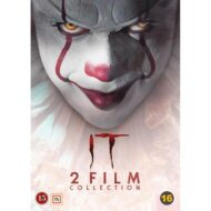 IT Chapter 1 & 2 Box Set DVD