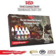 D&D Máningarsett: Underdark Paint Set