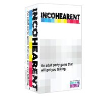 Incohearent card game