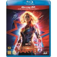 Captain Marvel 3D (Blu-ray)