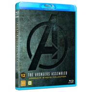 Avengers 4-Movie Collection (Blu-ray)