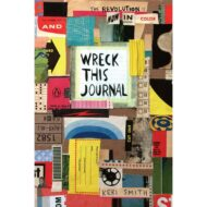 Wreck This Journal, Now in Color (Expanded Ed.)