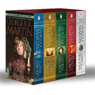 Song of Ice and Fire box set (Fimm bóka sett)