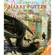 Harry Potter and the Goblet of Fire illustrated