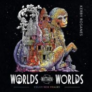 Worlds Within Worlds Coloring book