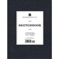 Watson-Guptill Black Sketchbook (A4) Svört