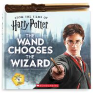 The Wand Chooses the Wizard [With Wand]