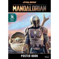 Star Wars: The Mandalorian Poster Book (Baby Yoda)