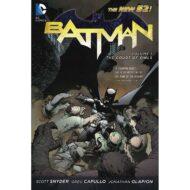 Batman  Vol 01 (New 52) The Court Of Owls