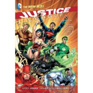 Justice League  Vol 01 Origin