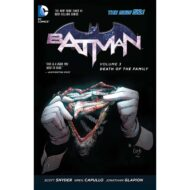 Batman  Vol 03 (New 52) Death Of The Family