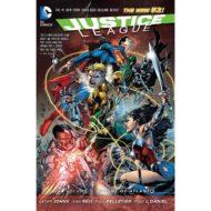 Justice League  Vol 03 Throne Of Atlantis