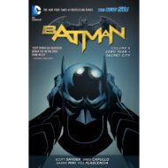 Batman  Vol 04 (New 52) Zero Year – Secret City