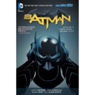 Batman  Vol 04 (New 52) Zero Year – Secret City