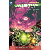 Justice League  Vol 04 The Grid