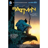 Batman  Vol 05 (New 52) Zero Year – Dark City