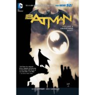 Batman  Vol 06 (New 52) Graveyard Shift