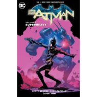 Batman  Vol 08 (New 52) Superheavy