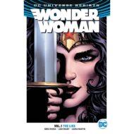 Wonder Woman  Vol 01 (Rebirth) The Lies