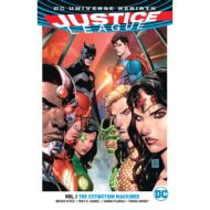 Justice League  Vol 01 (Rebirth) The Extinction Machines