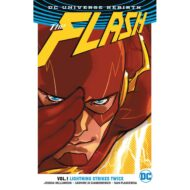 Flash  Vol 01 (Rebirth) Lightning Strikes Twice