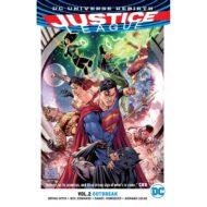 Justice League  Vol 02 (Rebirth) Outbreak