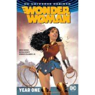 Wonder Woman  Vol 02 (Rebirth) Year One
