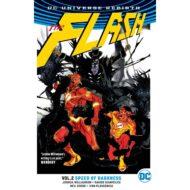 Flash  Vol 02 (Rebirth) Speed Of Darkness