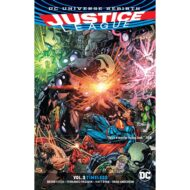 Justice League  Vol 03 (Rebirth) Timeless