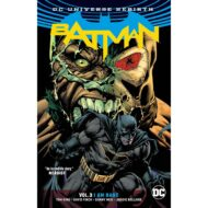 Batman  Vol 03 (Rebirth) I Am Bane
