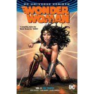 Wonder Woman  Vol 03 (Rebirth) The Truth