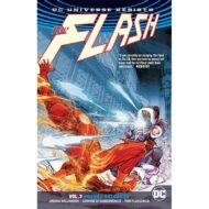 Flash  Vol 03 (Rebirth) Rogues Reloaded