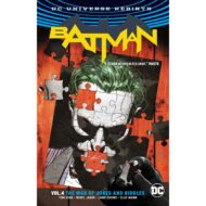 Batman  Vol 04 (Rebirth) The War Of Jokes And Riddles