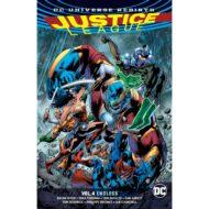 Justice League  Vol 04 (Rebirth) Endless