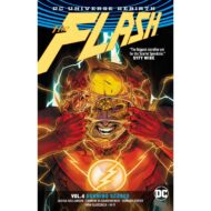 Flash  Vol 04 (Rebirth) Running Scared