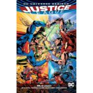 Justice League  Vol 05 (Rebirth) Legacy
