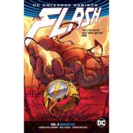 Flash  Vol 05 (Rebirth) Negative