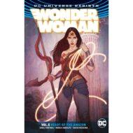Wonder Woman  Vol 05 (Rebirth) Heart Of The Amazon