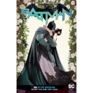 Batman  Vol 07 (Rebirth) The Wedding