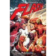 Flash  Vol 08 (Rebirth) Flash War