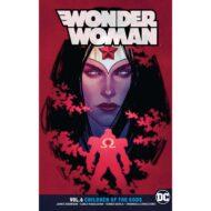 Wonder Woman  Vol 06 (Rebirth) Children Of The Gods